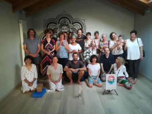 #yogatour - DENEN Yoga Hendaya
