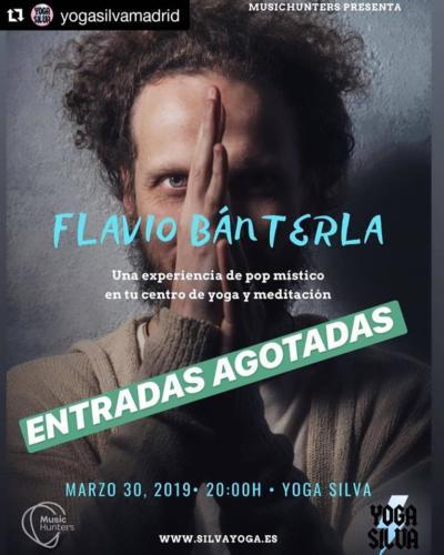 20190330 cartel yoga silva agotadas